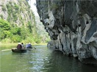 Hoa Lu and Tam Coc Excursion