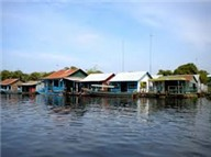 Tonle Sap Lake Excursion